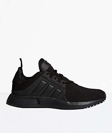 adidas Explorer All Black Shoes