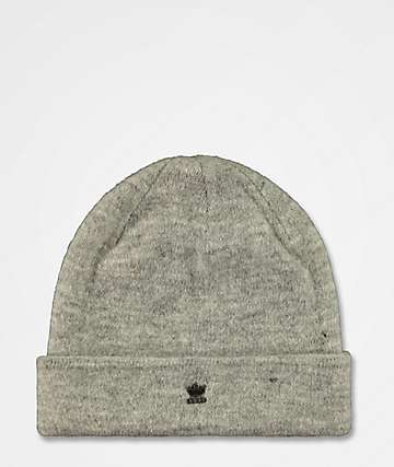 adidas Fuzzy gorro gris