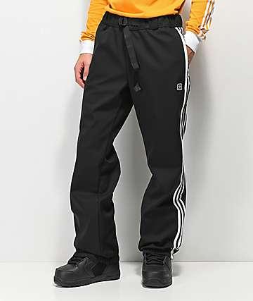 adidas Lazy Man 5K pantalones de snowboard en negro