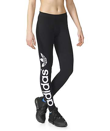 adidas Linear Black Leggings