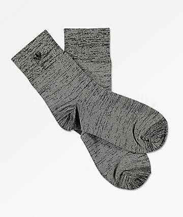 adidas Lurex Black & Silver Ankle Socks