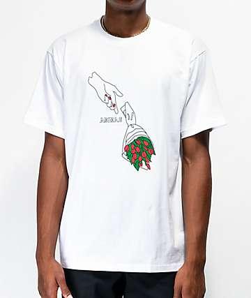 adidas Manoles Alias White T-Shirt