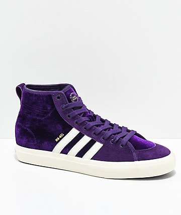 adidas Matchcourt Hi RX Nakel zapatos morados