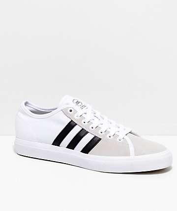adidas Matchcourt RX zapatos blancos y negros
