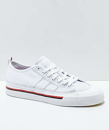 adidas Matchcourt RX3 Na-Kel White Shoes