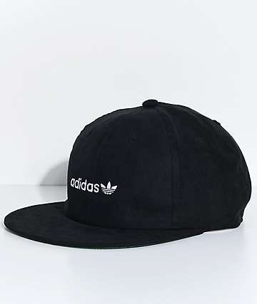 adidas Men's Relaxed Flat Rim Strapback Hat