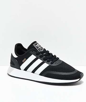adidas N-5923 Black, White & Grey Shoes