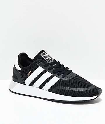 adidas N-5923 zapatos en negro, blanco y gris