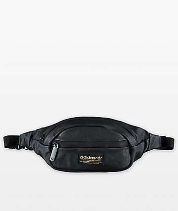 adidas National Black Waist Pack