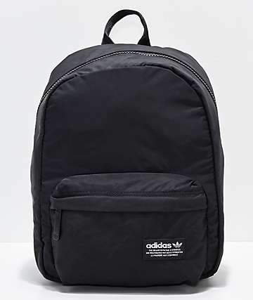 adidas National Compact Black Mini Backpack