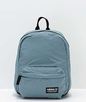 adidas National Compact mini mochila verde