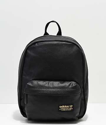 adidas National Compact mochila negra