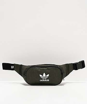 adidas Night Cargo Green Melange Fanny Pack