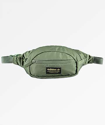 adidas Orginals National Major Green Fanny Pack