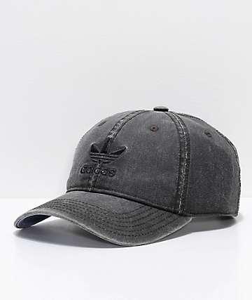 adidas Original Relaxed gorra negra
