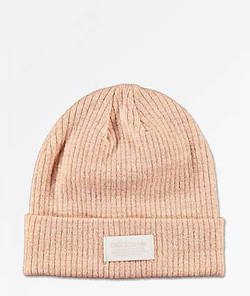 27afe18d8d0 adidas Original Trefoil Icy Pink Beanie