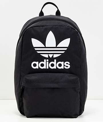 adidas Originals Big Logo mochila negra