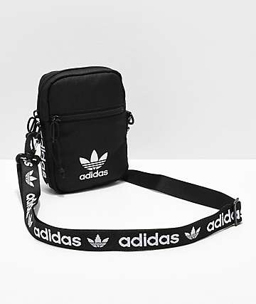 fcb0997e25 adidas Originals Black Shoulder Bag