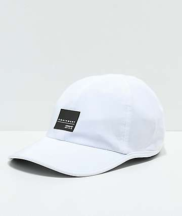 adidas Originals EQT Trainer II White Strapback Hat