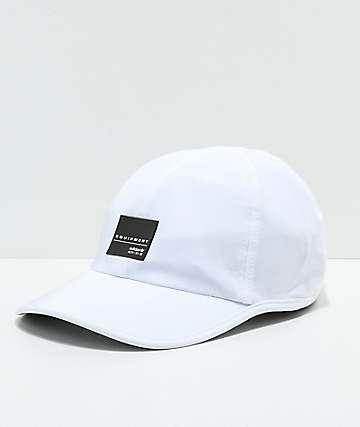 adidas Originals EQT Trainer II White Strapback Hat