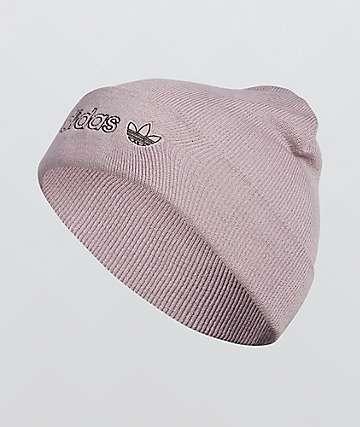 adidas Originals Forum Outline Pink Beanie