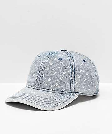 adidas Originals Monogram gorra de mezclilla