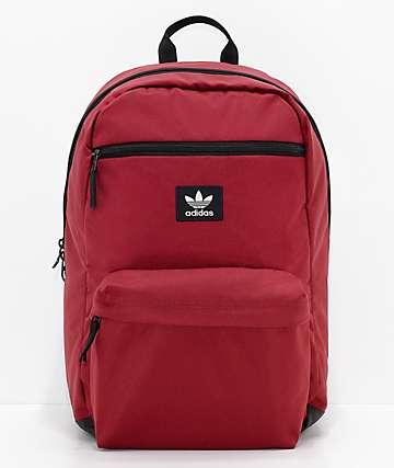 adidas Originals National Burgundy Backpack