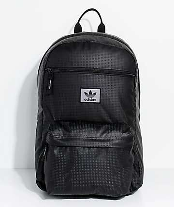 adidas Originals National Plus Black Backpack