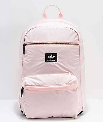 adidas Originals National Plus mochila rosa claro