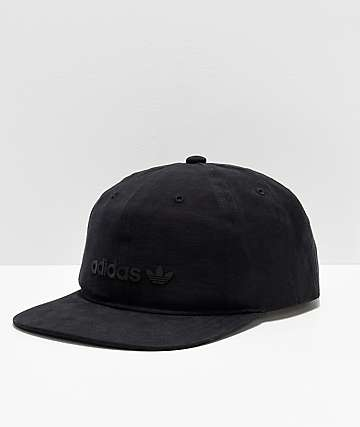 adidas Originals Relaxed Decon II gorra negra
