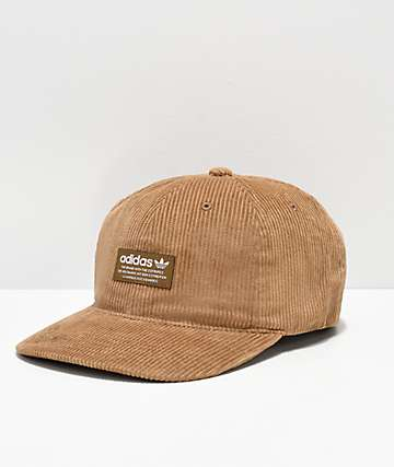 149f6d1eaf64c adidas Originals Relaxed Desert Corduroy Strapback Hat