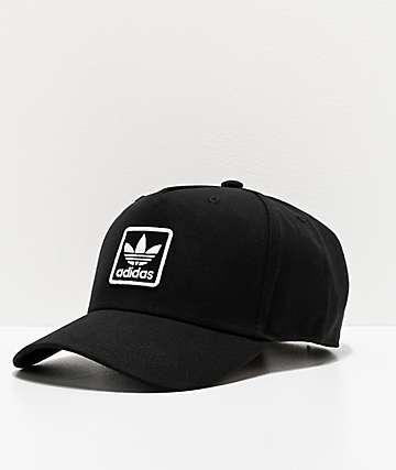 adidas Originals Trefoil Dart Black Snapback Hat