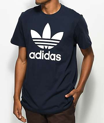adidas Originals Trefoil Legend Ink Navy T-Shirt