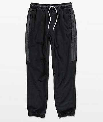 adidas Premier pantalones negros de polar