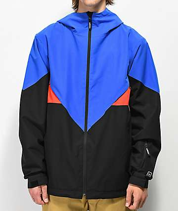adidas Premiere Riding Black 10K Snowboard Jacket