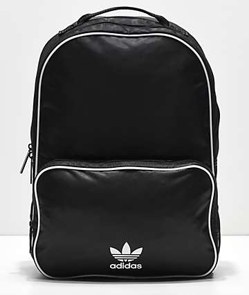 413a596cb9f0 adidas Santiago Black Backpack