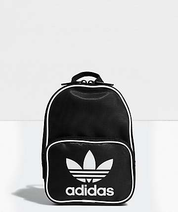 adidas Santiago Black Mini Backpack