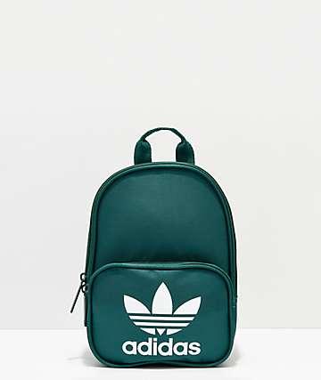 adidas Santiago Collegiate mini mochila verde
