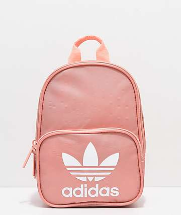 adidas Santiago Dust Pink Mini Backpack