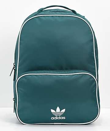 adidas Santiago Noble Green Backpack 0d9e61760e003