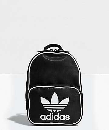 adidas Santiago mini mochila negra