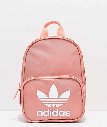 adidas Santiago mini mochila rosa