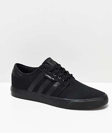 adidas Seeley zapatos negros