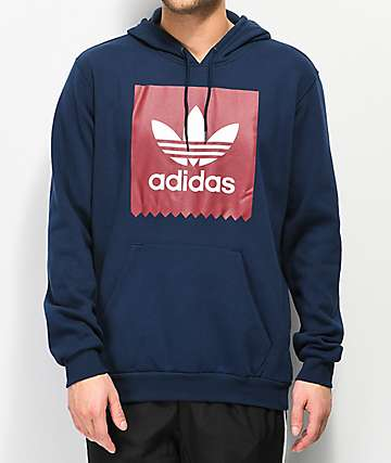 adidas colorblock crew sweatshirt