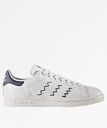 adidas Stan Smith White Tracer Shoes