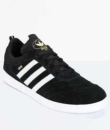 adidas Suciu ADV zapatos de skate wn blanco y negro