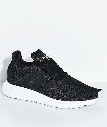 795efcdc92a2 ... usa adidas swift run core black white shoes 6c791 3bc93