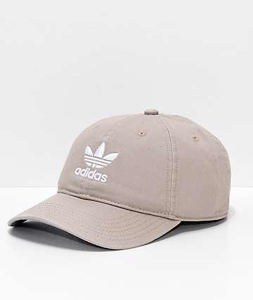 adidas Trefoil Vapour Strapback Hat