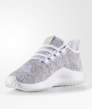 adidas Tubular Shadow FTWR Knit Shoes