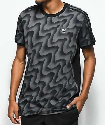 adidas Warped camiseta negra